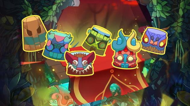 Jungleverse: Tiki Cups Free screenshot 1