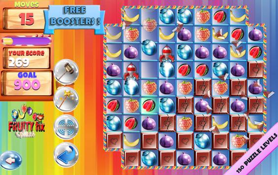 Fruity fix Splash2 screenshot 8