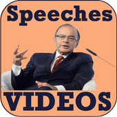 Arun Jaitley Speech VIDEOs icon