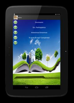 Diccionario Español RAE apk screenshot