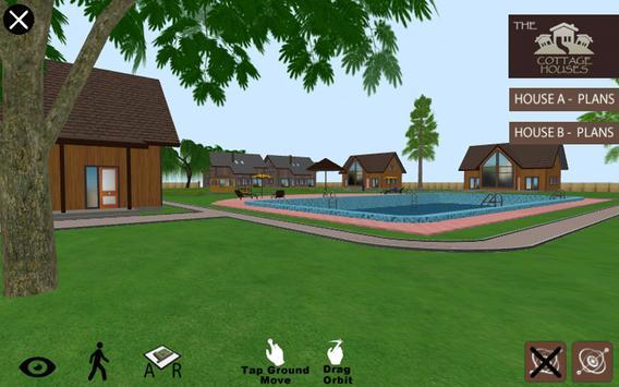 3D Cottage Housing apk screenshot