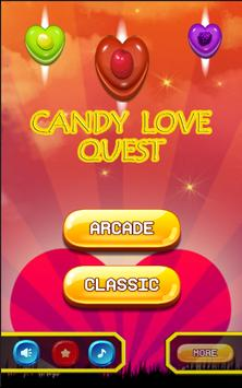 Candy Love Quest 2016 poster