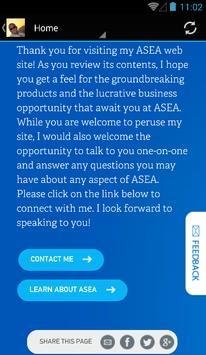 Asea A million dollar business apk screenshot