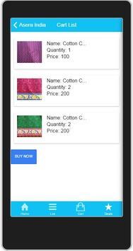 AseraIndia shopping screenshot 4