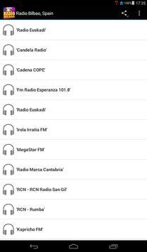 Radio Bilbao poster