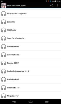 Radio Santander, Spain screenshot 2