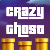 Crazy Ghost Free icon