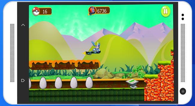 Monster Greninja screenshot 1