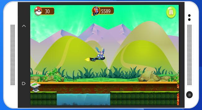 Monster Greninja screenshot 2