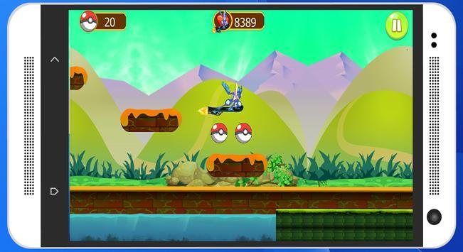 Monster Greninja screenshot 5