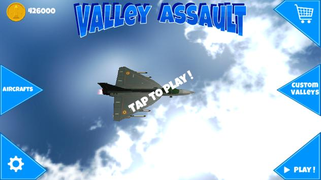Valley Assault poster
