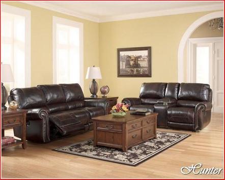 Ashley Furniture Reclining Sofa screenshot 1
