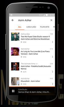 Asim Azhar All Songs screenshot 3