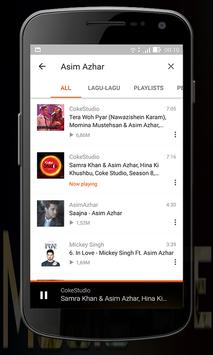 Asim Azhar All Songs screenshot 1