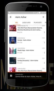 Asim Azhar All Songs screenshot 2