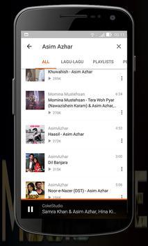 Asim Azhar All Songs screenshot 4