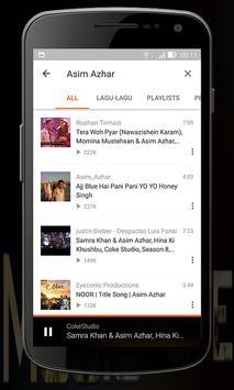 Asim Azhar All Songs screenshot 5