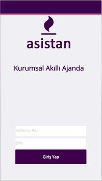 ASKİ   Asistan Kurumsal Ajanda poster
