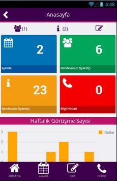 ASKİ   Asistan Kurumsal Ajanda apk screenshot