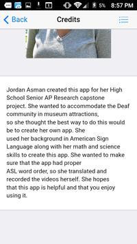 ASL Freedom Center App screenshot 4
