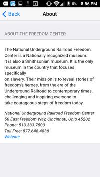 ASL Freedom Center App screenshot 2