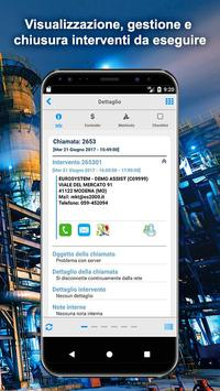 Assist - Assistenza Tecnica apk screenshot