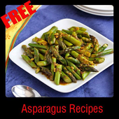 Asparagus Recipes icon