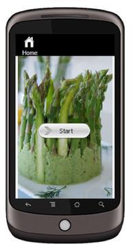Asparagus Recipes apk screenshot