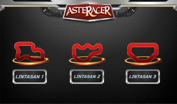 AsteRacer poster