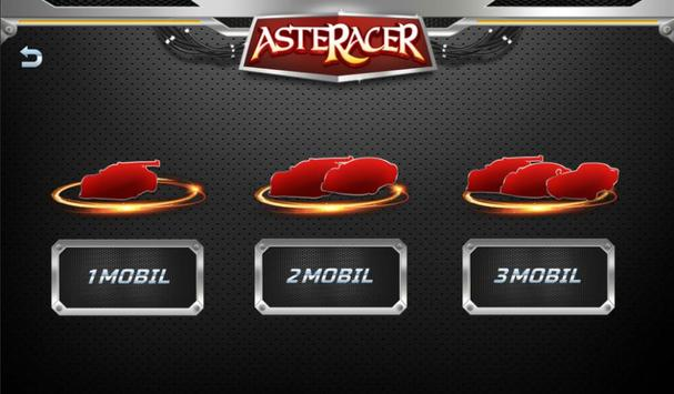 AsteRacer screenshot 1