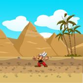 Game of Asterix and Obel IX vs julius ceaser icon