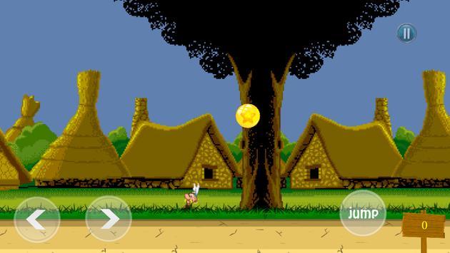 Game of Asterix and Obel IX vs julius ceaser poster