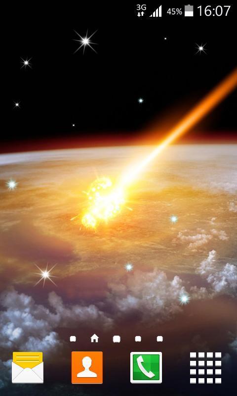 Asteroid Live Wallpaper APK Baixar - Grátis Personalização ...