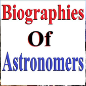 Biographies of Astronomers icon