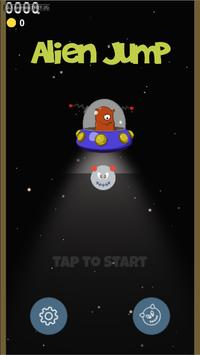 AlienJump poster