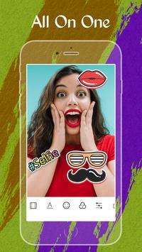 B6812-Selfie HD camera,Beauty camera screenshot 2