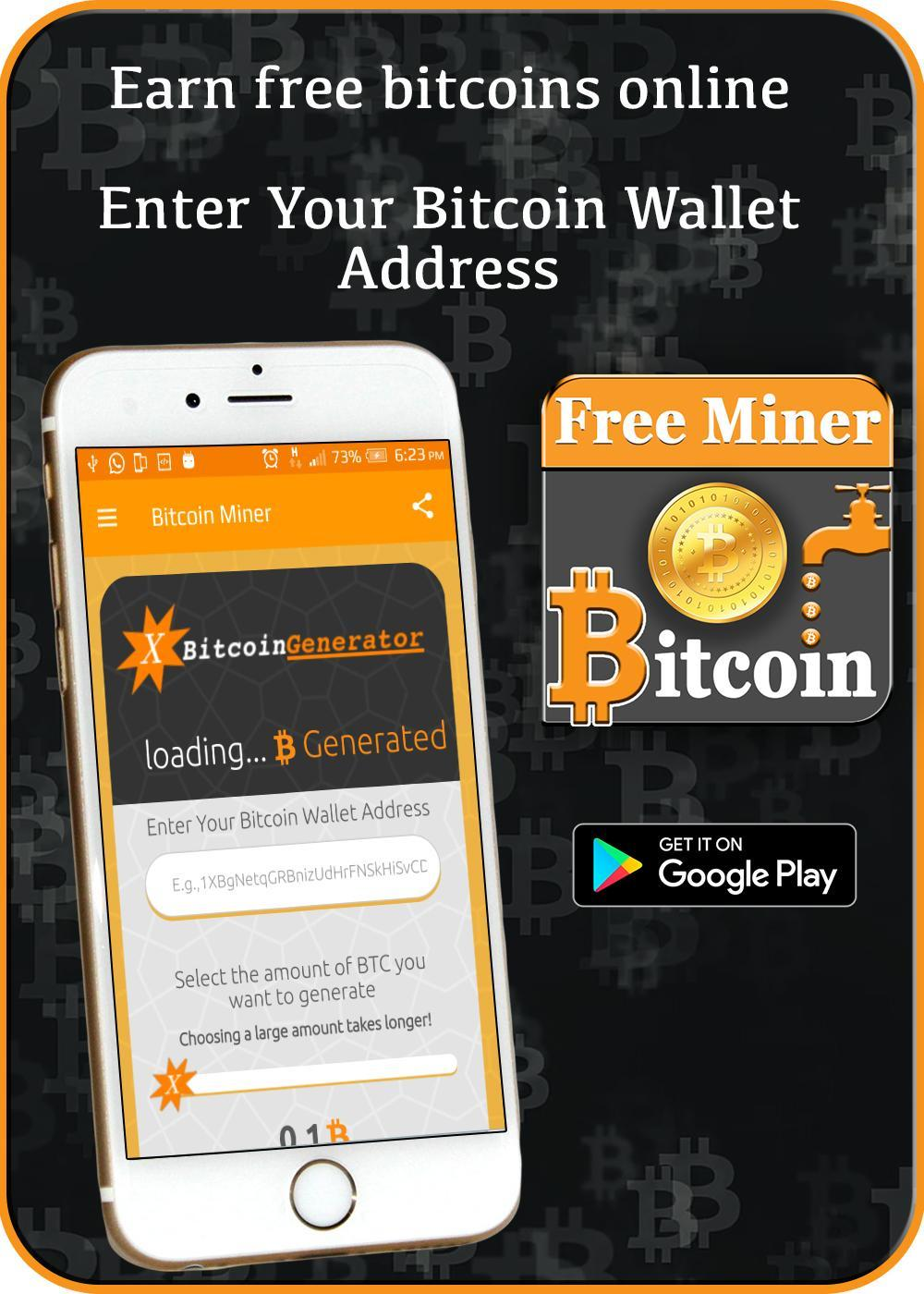 Free Btc Miner Earn Bitcoin Fur Android Apk Herunterladen -