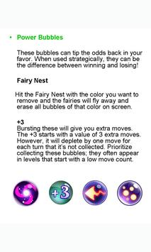 New Guide for Bubble Witch 3 screenshot 1