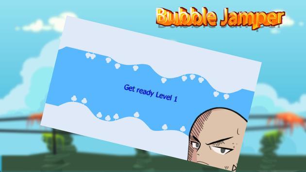 bubble jumper screenshot 1