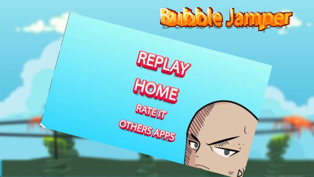 bubble jumper screenshot 5
