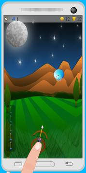 archery gum shooting game poster