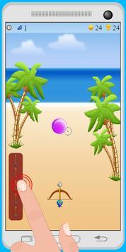 archery gum shooting game screenshot 1