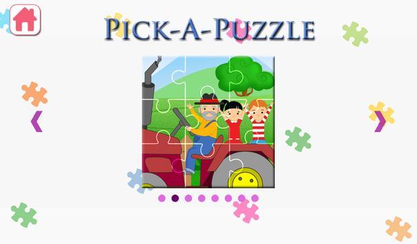 Pick-A-Puzzle screenshot 10