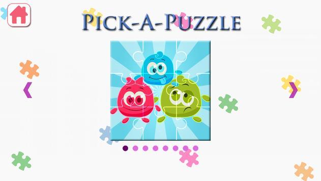 Pick-A-Puzzle screenshot 1
