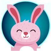 Talking Bunny icon