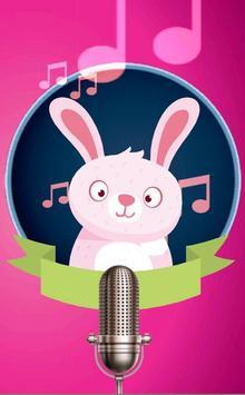Talking Bunny poster