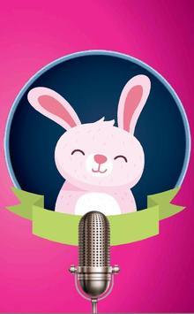 Talking Bunny apk screenshot