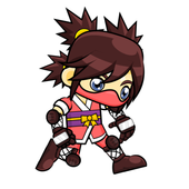 Ninja Girl Escape From Hell icon