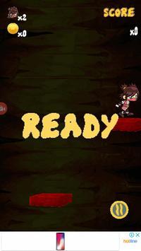 Ninja Girl Escape From Hell apk screenshot