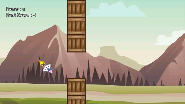 Kucing Terbang - Susah Banget screenshot 2